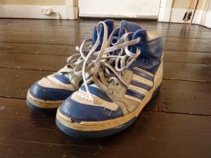 mijn lieftallige Adidas Sneakers