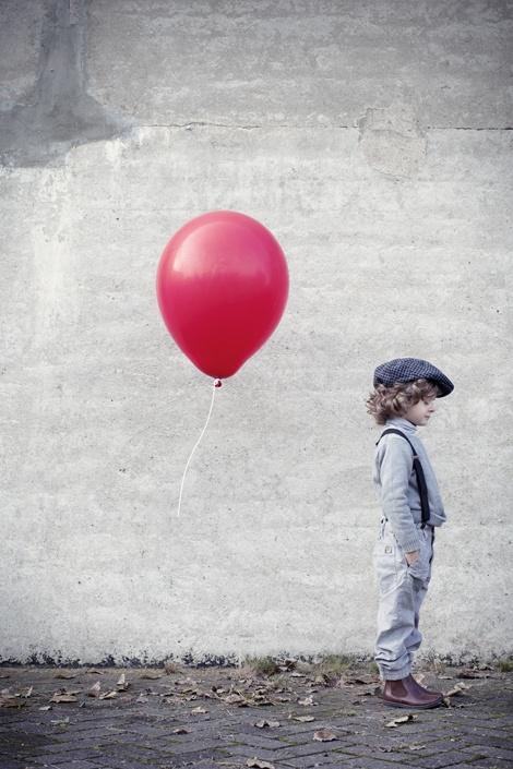 rode ballon